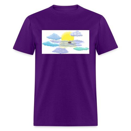 Sea of Clouds - Men's T-Shirt