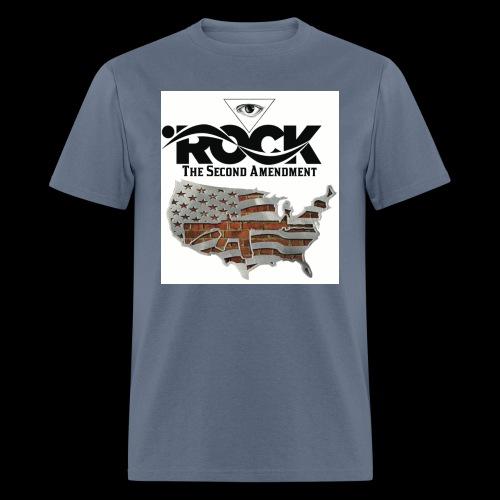 Eye Rock the 2nd design - Men's T-Shirt