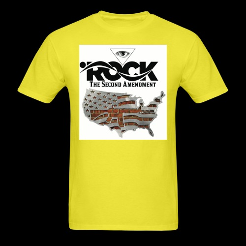 Eye Rock the 2nd design - Men's T-Shirt