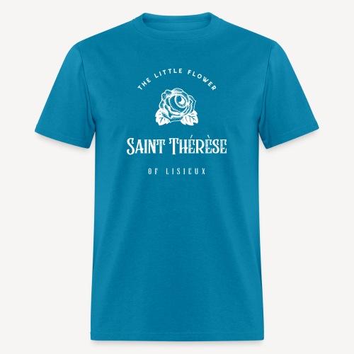 Saint Thérèse of Lisieux - Men's T-Shirt
