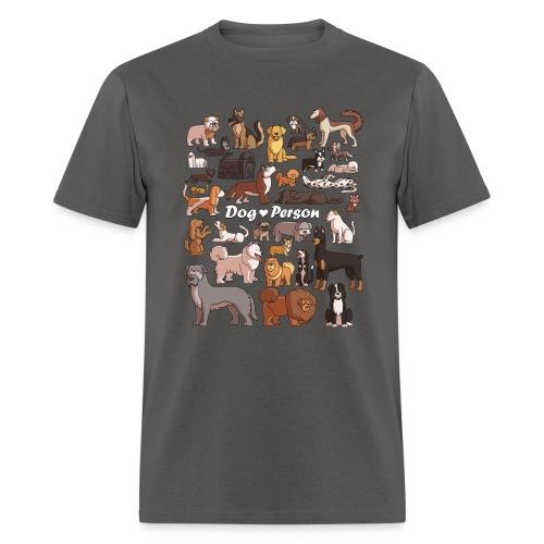 Dog Person T-shirt - Men's T-Shirt