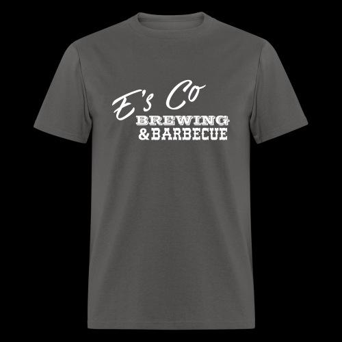 Es Co Brewing BBQ White - Men's T-Shirt