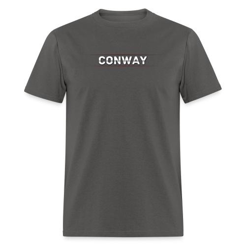 intro lines bg png - Men's T-Shirt