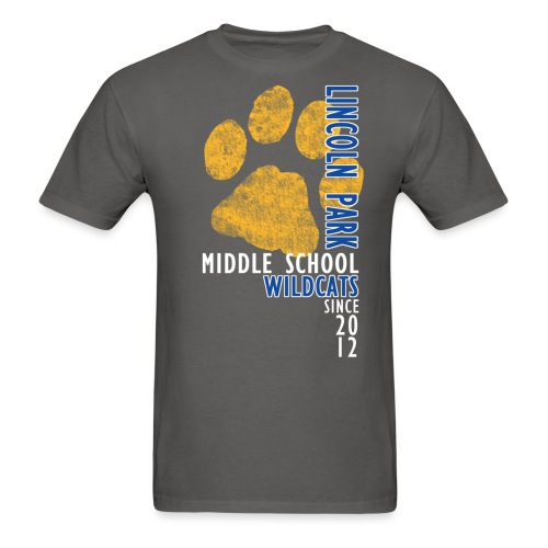 LPMS Vertical - Men's T-Shirt