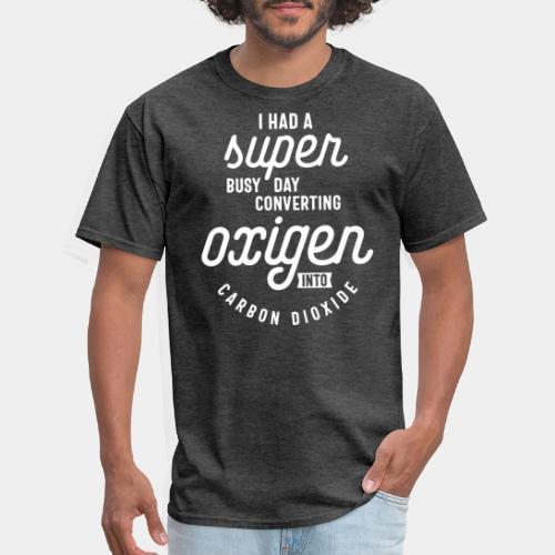 oxigen - Men's T-Shirt