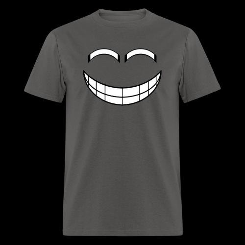 Empty Grin - Men's T-Shirt