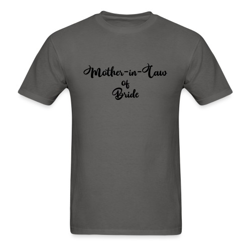 motherinlawofbride - Men's T-Shirt