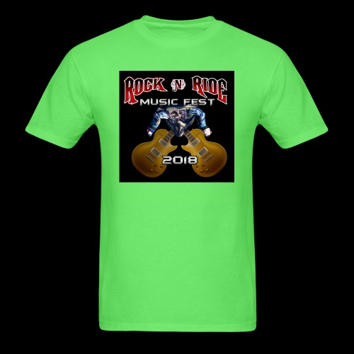 RocknRide Design - Men's T-Shirt