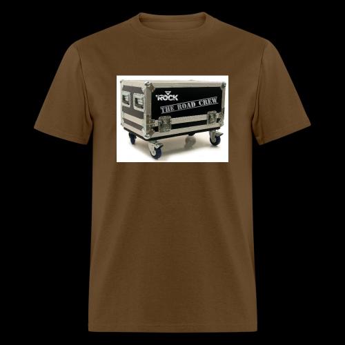 Eye rock road crew Design - Men's T-Shirt