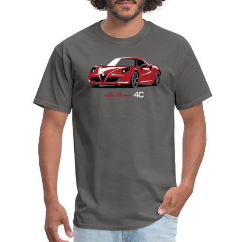 Alfa Romeo 4C DTG - Men's T-Shirt