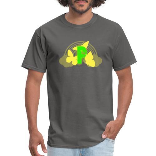 Ptolome logo - Men's T-Shirt
