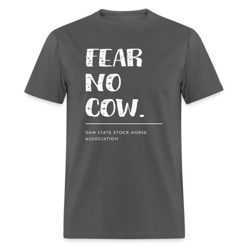 Fear no cow. - Men's T-Shirt