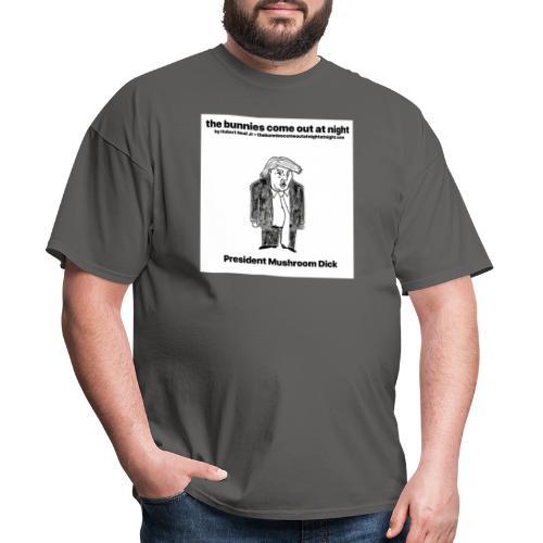 tbcoan Mushroom Dick - Men's T-Shirt