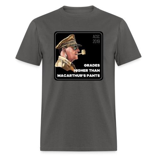 MacArthurs Grades - Men's T-Shirt