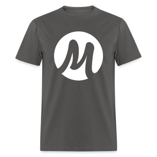 MCC Logo White - Men's T-Shirt