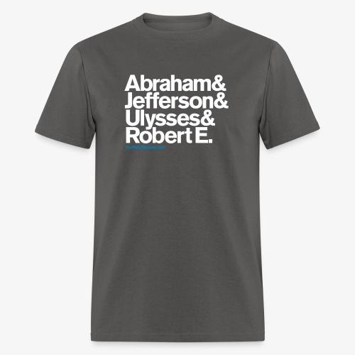 Civil War Leaders - Men's T-Shirt