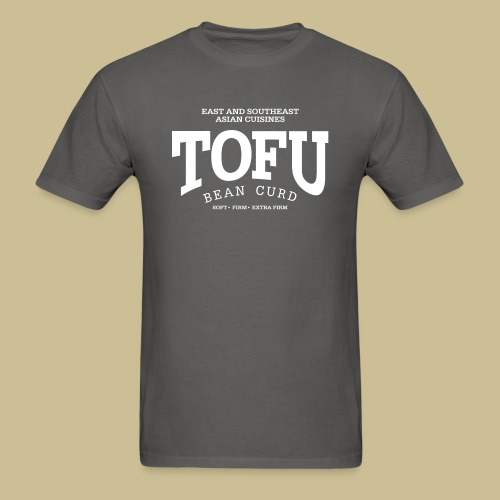 Tofu (white) - Men's T-Shirt