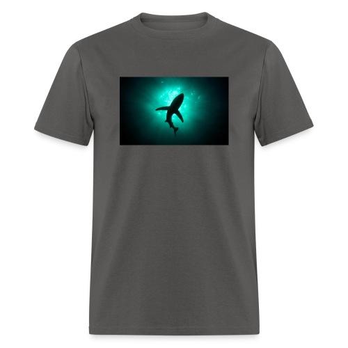 Shark in the abbis - Men's T-Shirt
