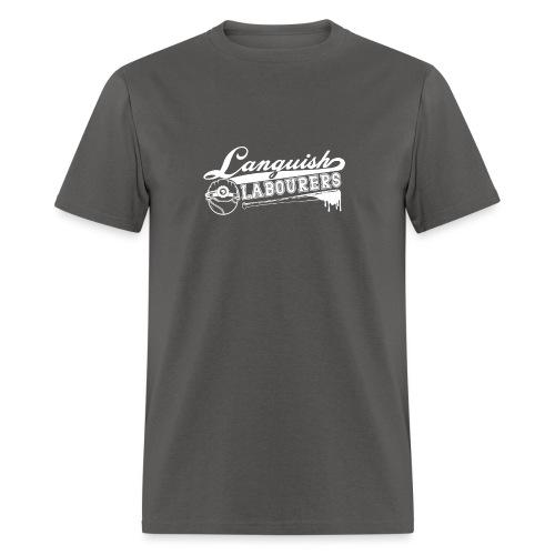 Languish Labourer's Baseball - Men's T-Shirt