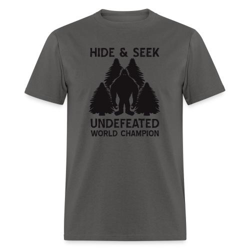 Hide and Seek Champ! - Men's T-Shirt
