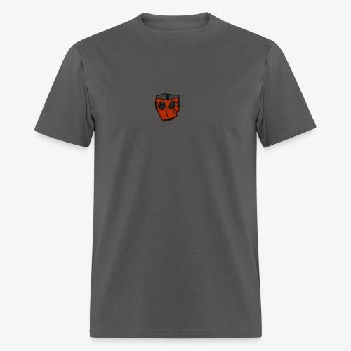 Scratched Mask MK IV - Men's T-Shirt