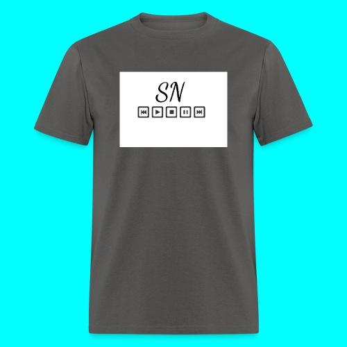 The Samantha Navio play button T-shirt - Men's T-Shirt