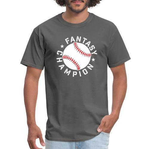 Fantasy Baseball Champion - Men's T-Shirt