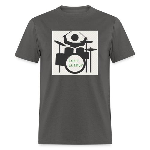Drummer Luthur - Men's T-Shirt