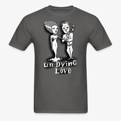 mr and mrs frank final - Men's T-Shirt