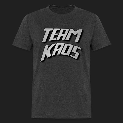 teamkaossteel4k png - Men's T-Shirt