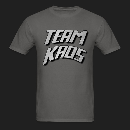 teamkaossteel4k png - Men's T-Shirt
