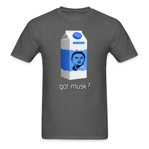 got musk? - Men's T-Shirt