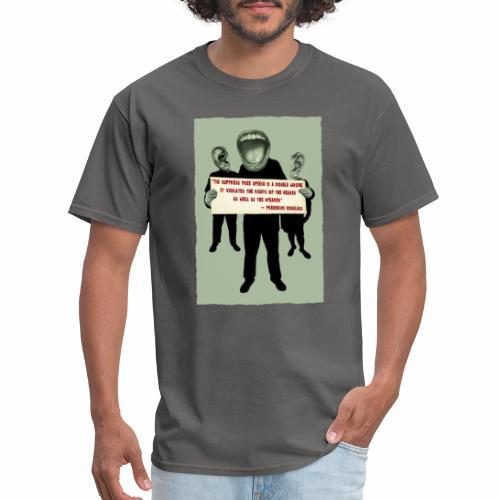 Frederick Douglass quote - Men's T-Shirt