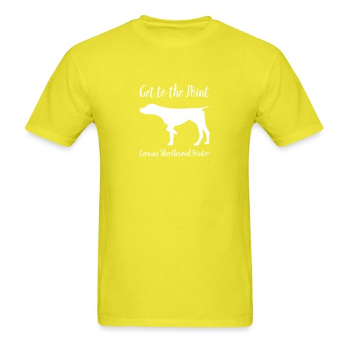 GSP. Get to the Point - Men's T-Shirt