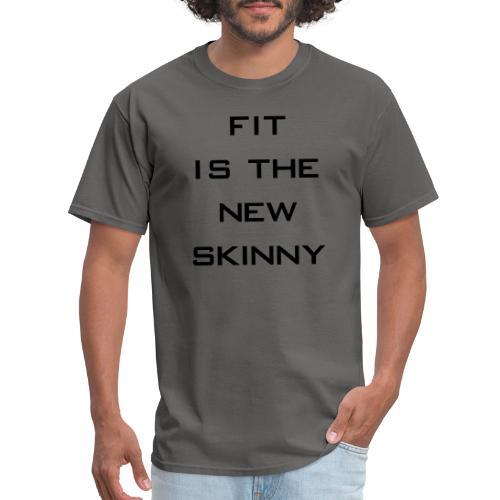 The New Skinny Gym Motivation - Men's T-Shirt