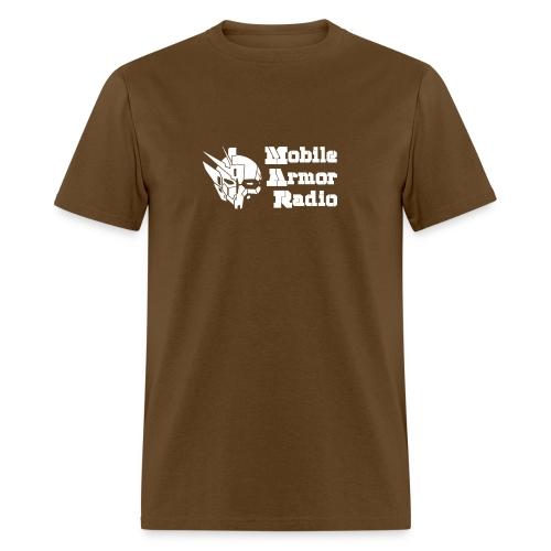 MAR1 White - Men's T-Shirt