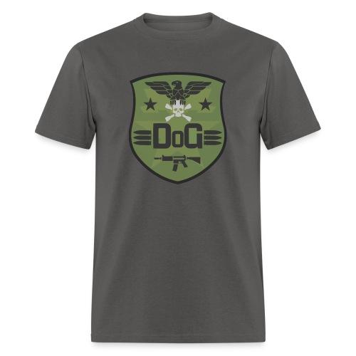 DoG Logo Large - Men's T-Shirt