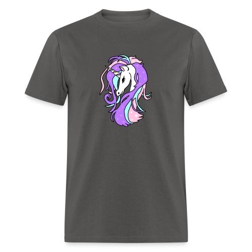 png sparkiling unicorn spreadshirt - Men's T-Shirt