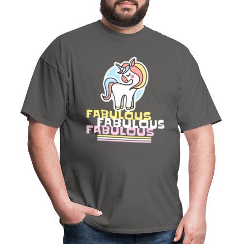 Unicorn 1 - Men's T-Shirt