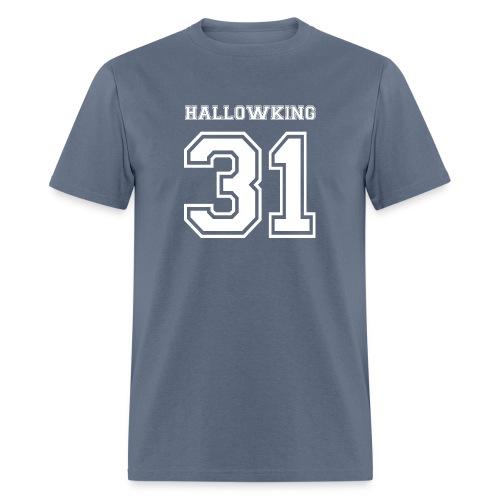 Halloween Hallowking - Men's T-Shirt