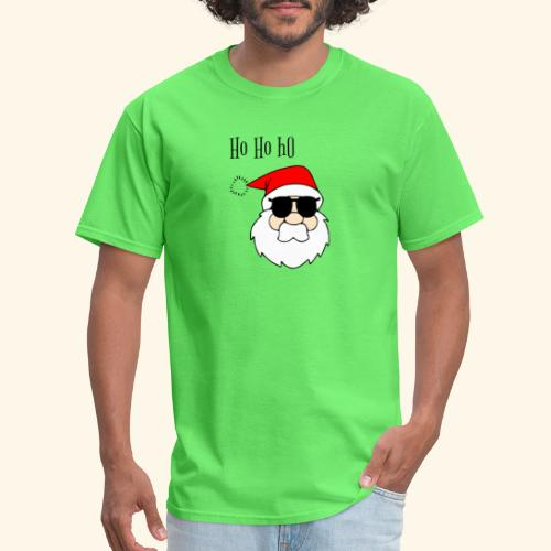 Christmas Santa HoHoHo design - Men's T-Shirt