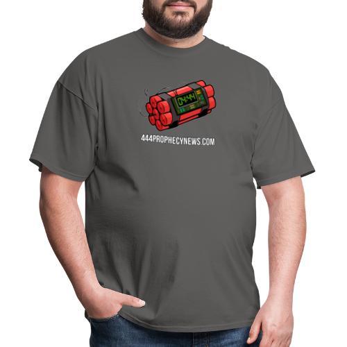 The Clock Is Ticking - Men's T-Shirt