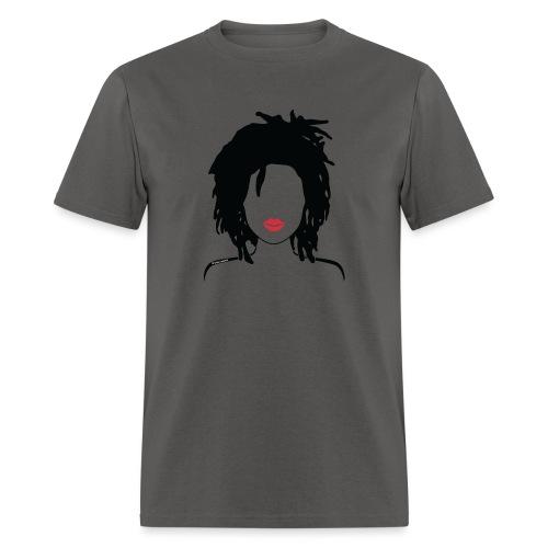 Locs & Lipstick_Global Couture Women's T-Shirts - Men's T-Shirt