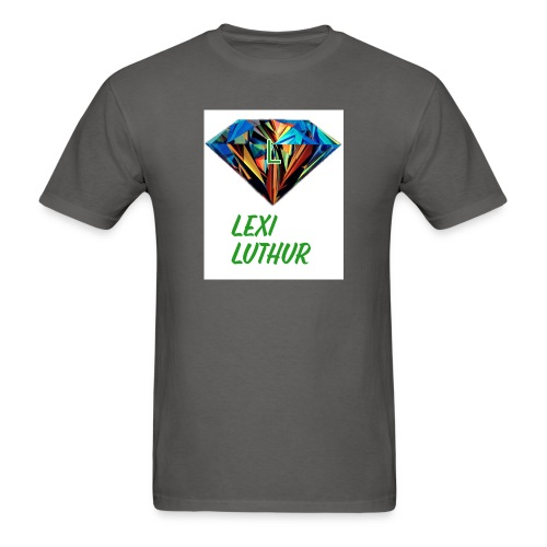 Lex Luthur Logo - Men's T-Shirt