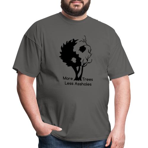 Yin Yang tree MTLA - Men's T-Shirt