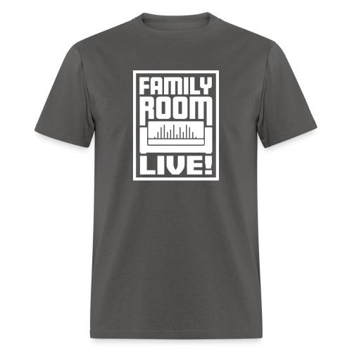 Family Room Live! - Men's T-Shirt