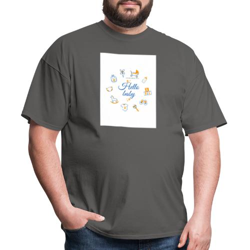 Hello baby - Men's T-Shirt