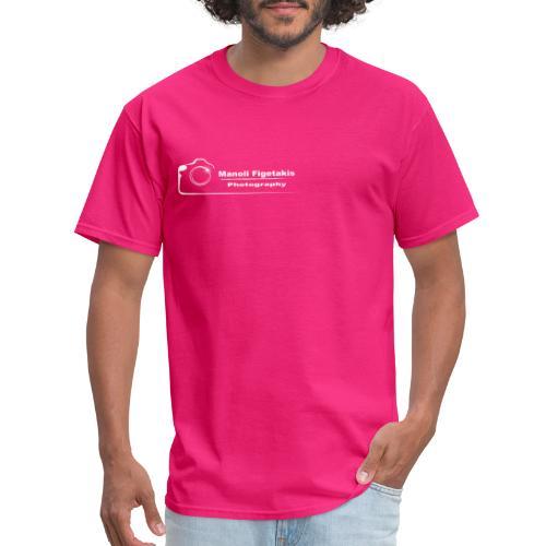 Manoli Figetakis Photography Logo - Men's T-Shirt
