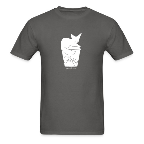 coffeefoxxii - Men's T-Shirt