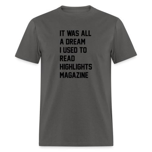 JUICY 1 - Men's T-Shirt
